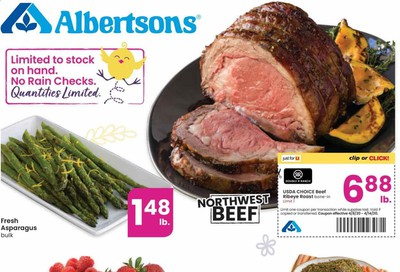 Albertsons Weekly Ad & Flyer April 8 to 14