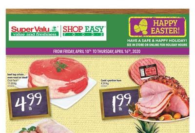 Shop Easy & SuperValu Flyer April 10 to 16