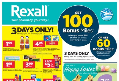 Rexall (ON) Flyer April 10 to 16