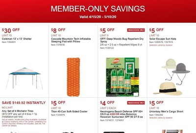 Costco Weekly Ad & Flyer April 15 to May 10
