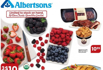 Albertsons Weekly Ad & Flyer April 15 to 21