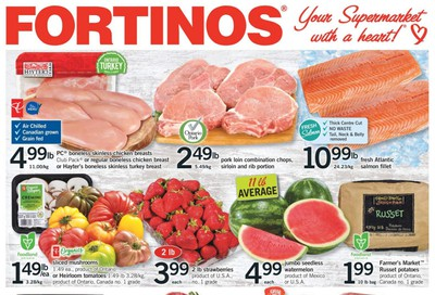 Fortinos Flyer April 16 to 22