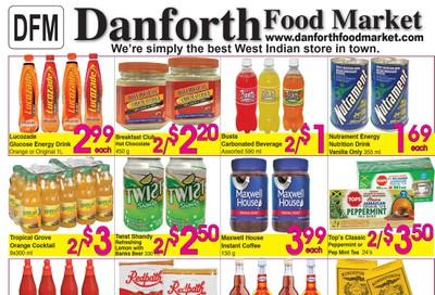 Danforth Food Market Flyer April 16 to 22