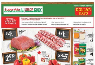 Shop Easy & SuperValu Flyer April 17 to 23