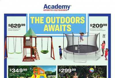 Academy Sports Weekly Ad & Flyer April 20 to 26