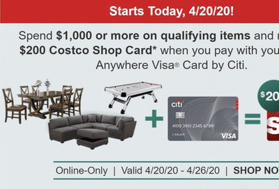 Costco Weekly Ad & Flyer April 15 to 29