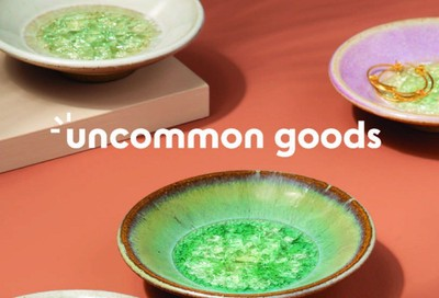 Uncommon Goods Weekly Ad & Flyer April 20 to July 1