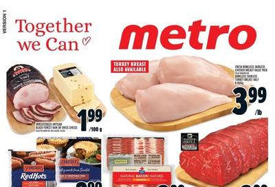 Metro (ON) Flyer April 23 to 29