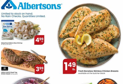 Albertsons Weekly Ad & Flyer April 22 to 28