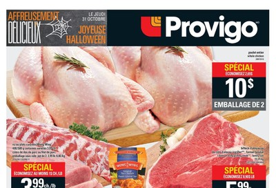 Provigo Flyer October 31 to November 6