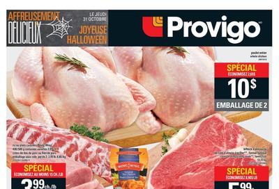 Provigo Flyer October 31 to November 6