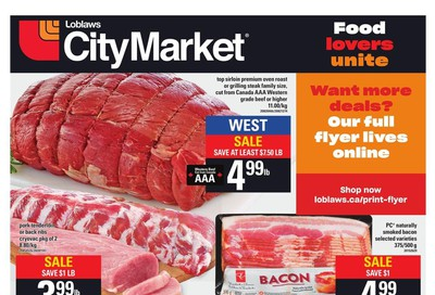 Loblaws City Market (West) Flyer April 23 to 29