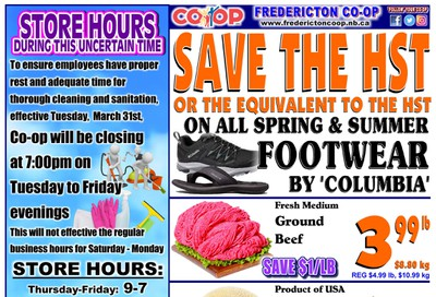 Fredericton Co-op Flyer April 23 to 29