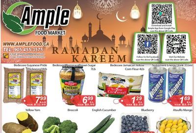Ample Food Market Flyer April 24 to 30
