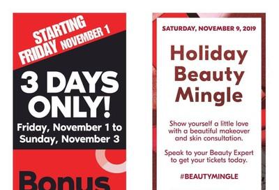 Shoppers Drug Mart (ON) Flyer November 2 to 8
