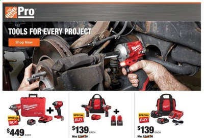 The Home Depot Weekly Ad & Flyer April 27 to May 4