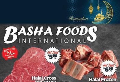 Basha Foods International Flyer April 27 to May 7
