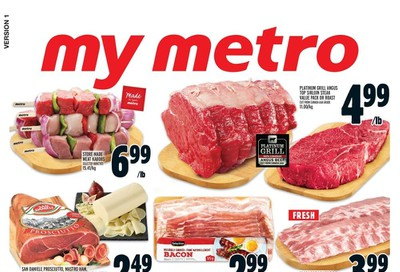 Metro (ON) Flyer April 30 to May 6