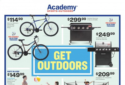 Academy Sports Weekly Ad & Flyer April 27 to May 3