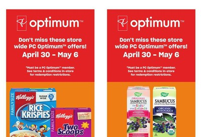 Loblaws City Market (West) Flyer April 30 to May 6