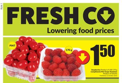 FreshCo (ON) Flyer October 31 to November 6