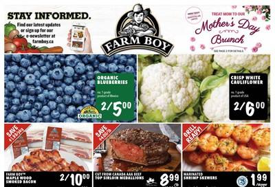 Farm Boy Flyer April 30 to May 6