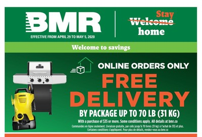 BMR Flyer April 29 to May 5