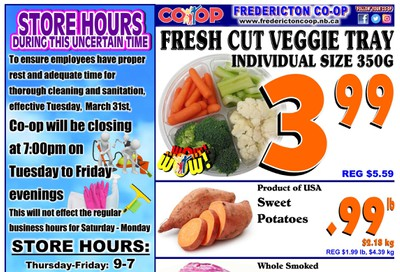 Fredericton Co-op Flyer April 30 to May 6