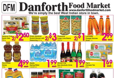Danforth Food Market Flyer April 30 to May 6