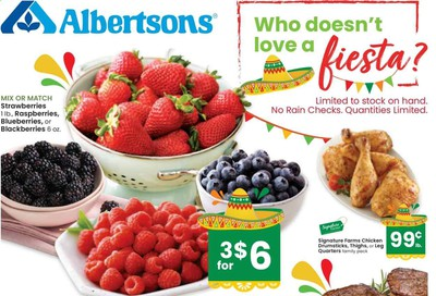Albertsons Weekly Ad & Flyer April 29 to May 5