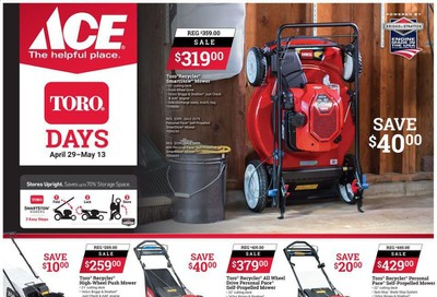 ACE Hardware Weekly Ad & Flyer April 29 to May 13