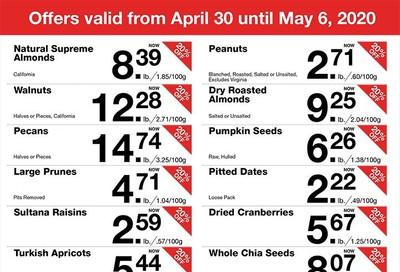 Bulk Barn Flyer April 30 to May 6