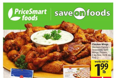PriceSmart Foods Flyer April 30 to May 6