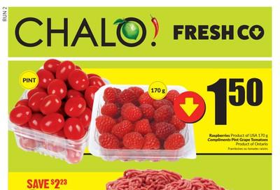 Chalo! FreshCo Flyer October 31 to November 6