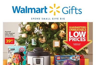Walmart Gifts Catalogue October 31 to November 27