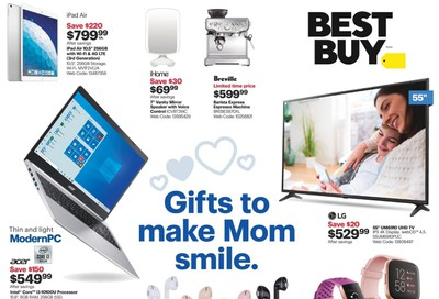 Best Buy Flyer May 1 to 7