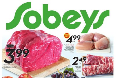Sobeys (Atlantic) Flyer October 31 to November 6