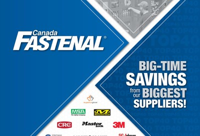 Fastenal Flyer May 1 to June 30