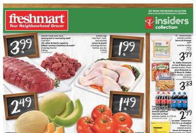 Freshmart (ON) Flyer October 31 to November 6