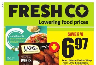 FreshCo (West) Flyer October 31 to November 6