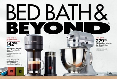 Bed Bath & Beyond Weekly Ad & Flyer April 27 to May 10