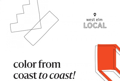 West Elm Weekly Ad & Flyer May 2 to 16