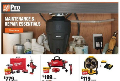 The Home Depot Weekly Ad & Flyer May 4 to 11