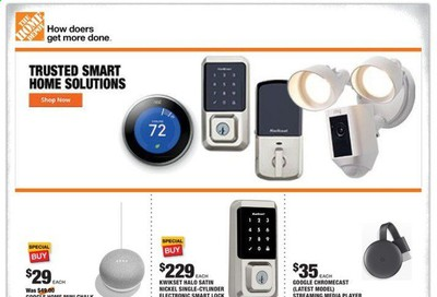 The Home Depot Weekly Ad & Flyer April 30 to May 7