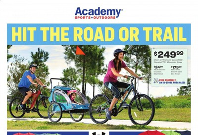 Academy Sports Weekly Ad & Flyer May 4 to 10