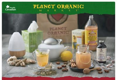 Planet Organic Market (West) Flyer October 30 to November 27