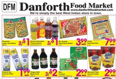 Danforth Food Market Flyer October 31 to November 6