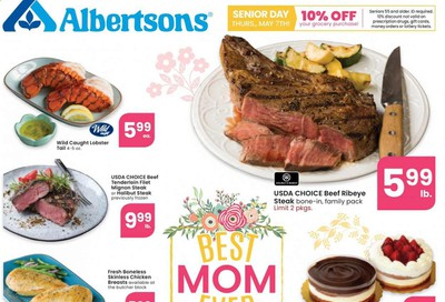 Albertsons Weekly Ad & Flyer May 6 to 12