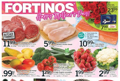 Fortinos Flyer May 7 to 13
