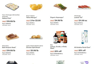 Whole Foods Market (West) Flyer May 6 to 12